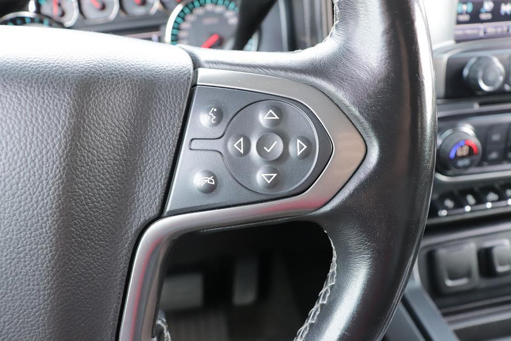 2016 Chevrolet Silverado 2500 Crew Cab 4x4, Pickup #621267K - photo 29