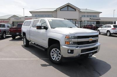 2016 Chevrolet Silverado 2500 Crew Cab 4x4, Pickup #621267K - photo 3