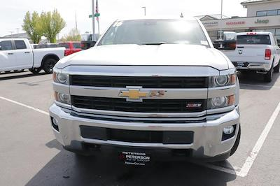 2016 Chevrolet Silverado 2500 Crew Cab 4x4, Pickup #621267K - photo 4
