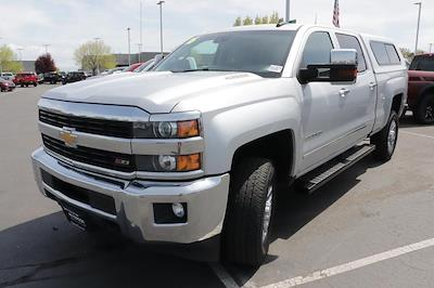 2016 Chevrolet Silverado 2500 Crew Cab 4x4, Pickup #621267K - photo 5
