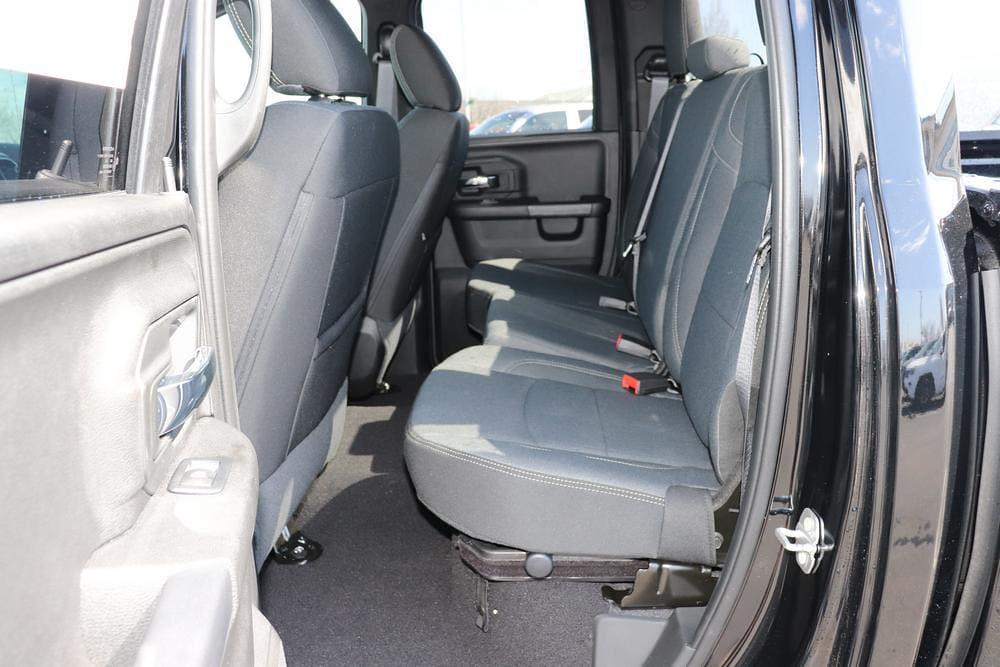2021 Ram 1500 Quad Cab 4x4, Pickup #621298 - photo 15