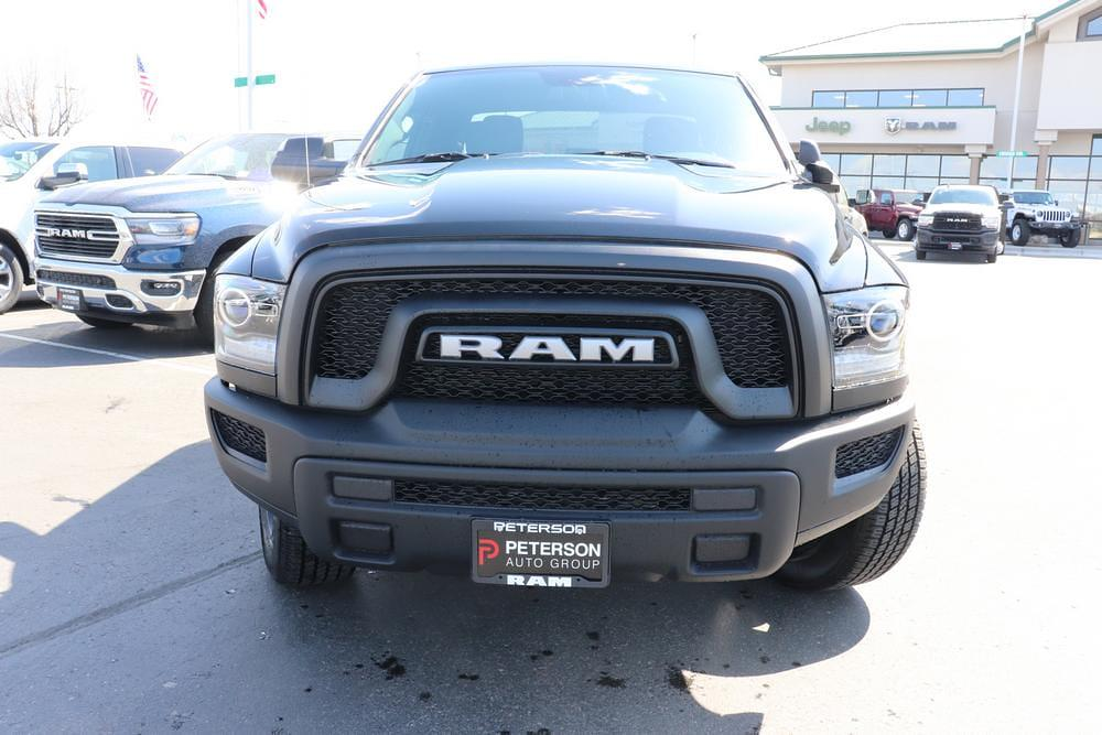 2021 Ram 1500 Quad Cab 4x4, Pickup #621298 - photo 3