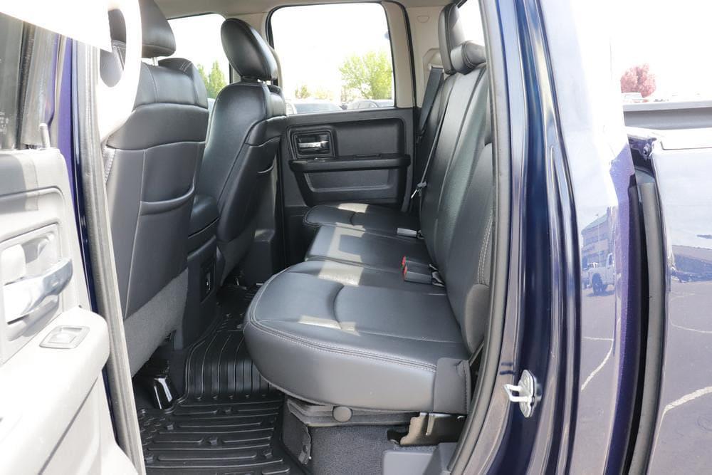 2012 Ram 1500 Quad Cab 4x4, Pickup #621306B - photo 16