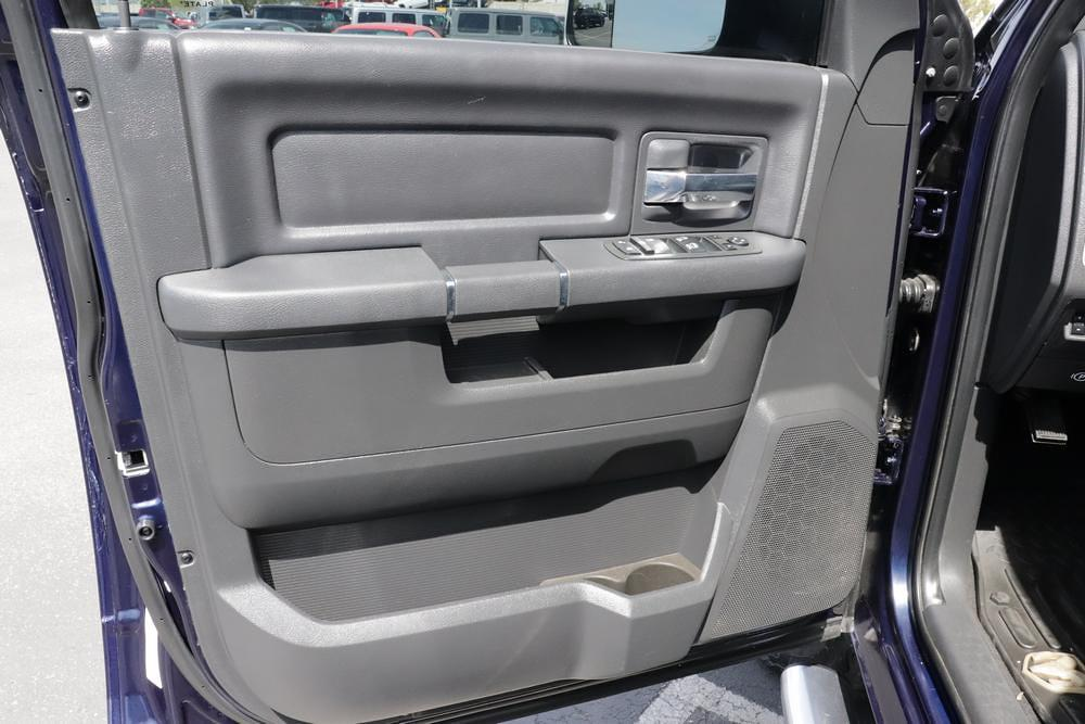 2012 Ram 1500 Quad Cab 4x4, Pickup #621306B - photo 20