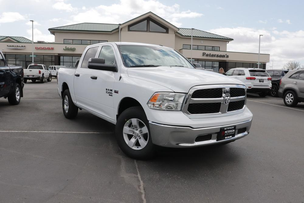2021 Ram 1500 Crew Cab 4x4, Pickup #621319 - photo 1