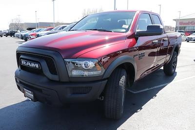 2021 Ram 1500 Quad Cab 4x4, Pickup #621327 - photo 1
