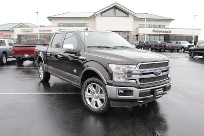 2018 Ford F-150 SuperCrew Cab 4x4, Pickup #621341A - photo 2