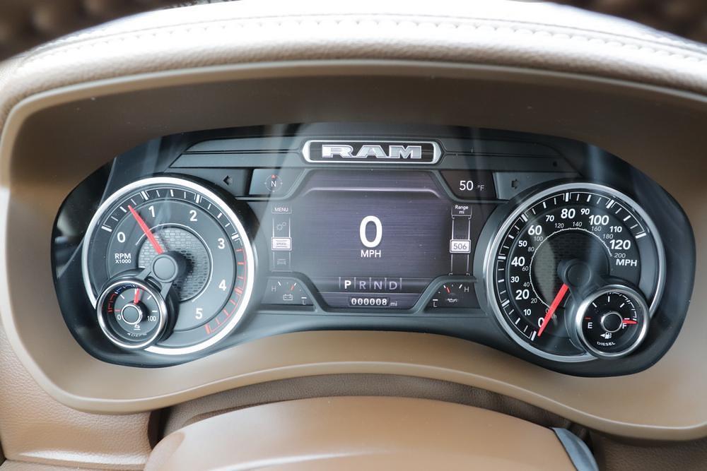 2021 Ram 2500 Crew Cab 4x4, Pickup #621345 - photo 36