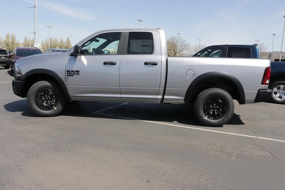 2021 Ram 1500 Quad Cab 4x4, Pickup #621350 - photo 5