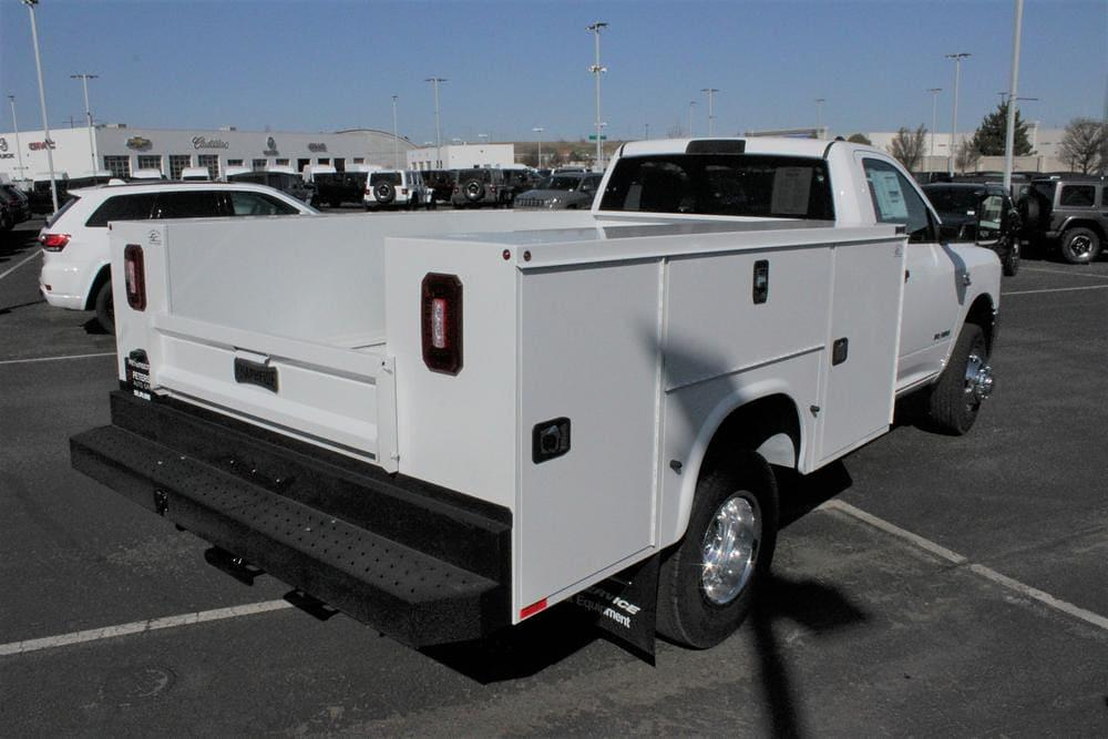 2021 Ram 3500 Regular Cab DRW 4x4, Knapheide Service Body #621373 - photo 1