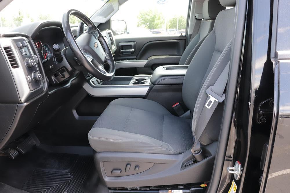 2017 Chevrolet Silverado 1500 Double Cab 4x4, Pickup #621392A - photo 20