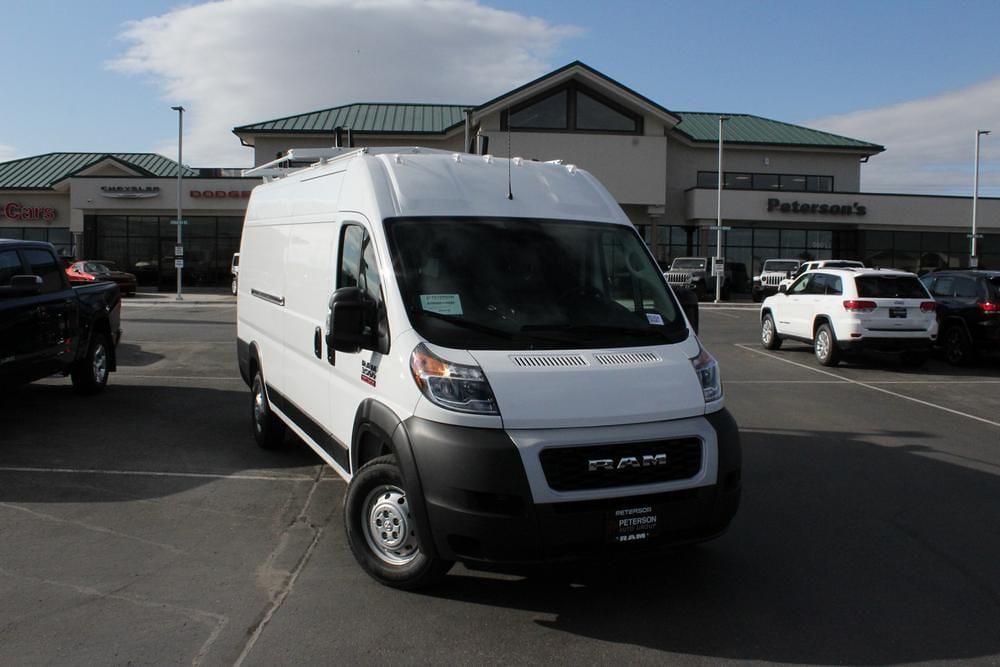 2021 Ram ProMaster 3500 FWD, Ranger Design Upfitted Cargo Van #621414 - photo 1