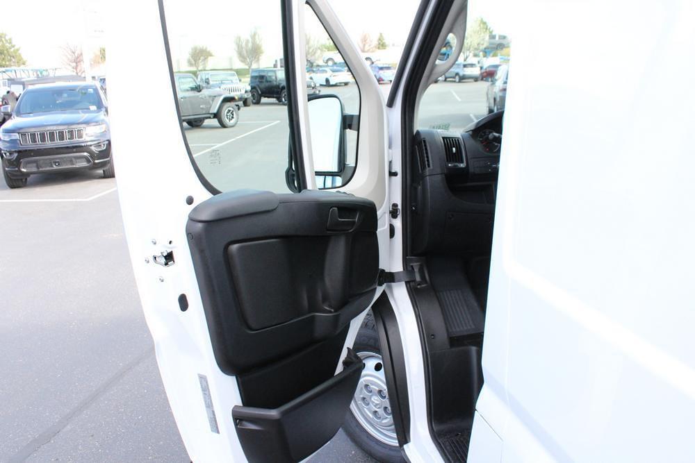 2021 Ram ProMaster 3500 FWD, Ranger Design Upfitted Cargo Van #621414 - photo 19