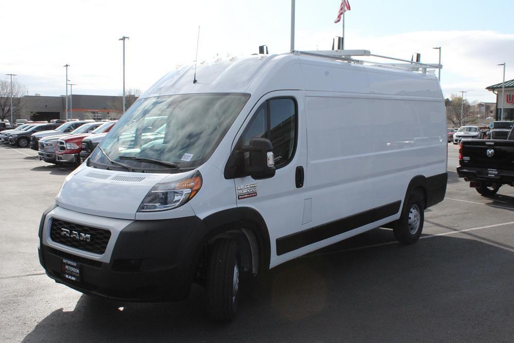 2021 Ram ProMaster 3500 FWD, Ranger Design Upfitted Cargo Van #621414 - photo 4