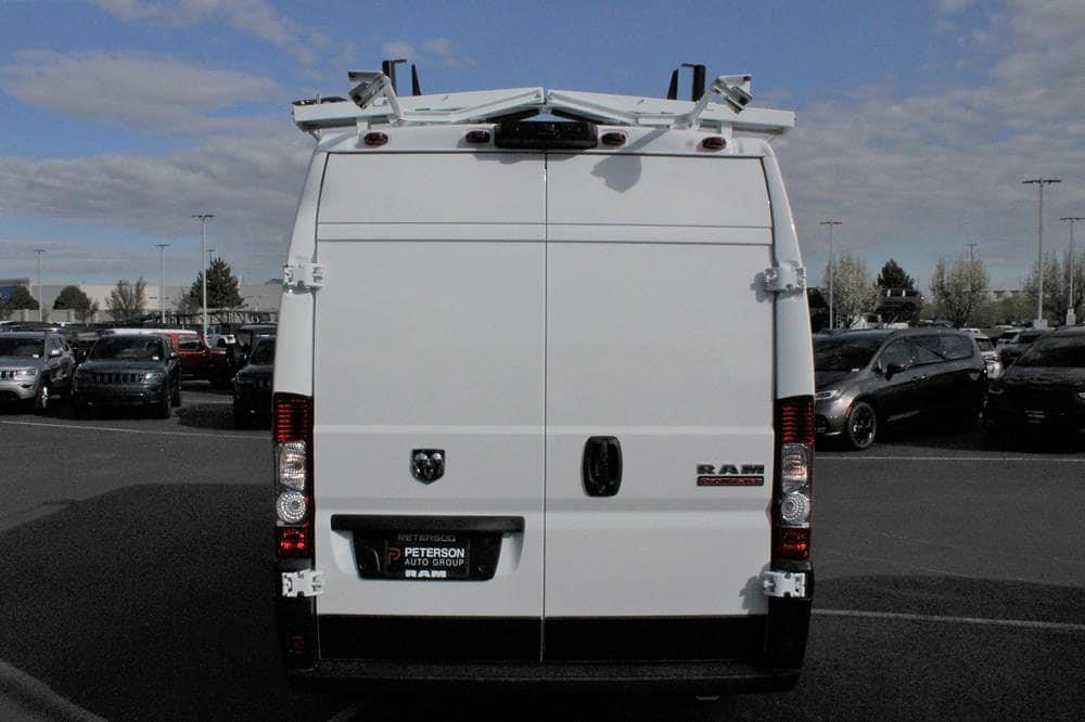 2021 Ram ProMaster 3500 FWD, Ranger Design Upfitted Cargo Van #621414 - photo 7