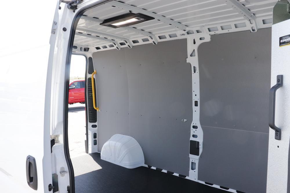 2021 Ram ProMaster 2500 High Roof FWD, Empty Cargo Van #621419 - photo 13