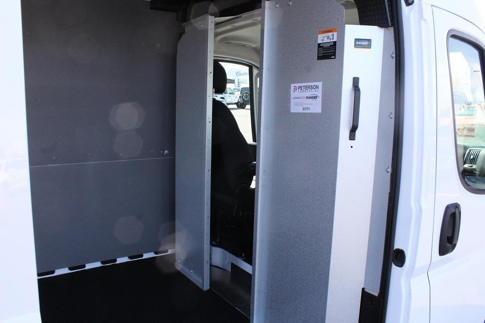 2021 Ram ProMaster 2500 High Roof FWD, Empty Cargo Van #621419 - photo 14