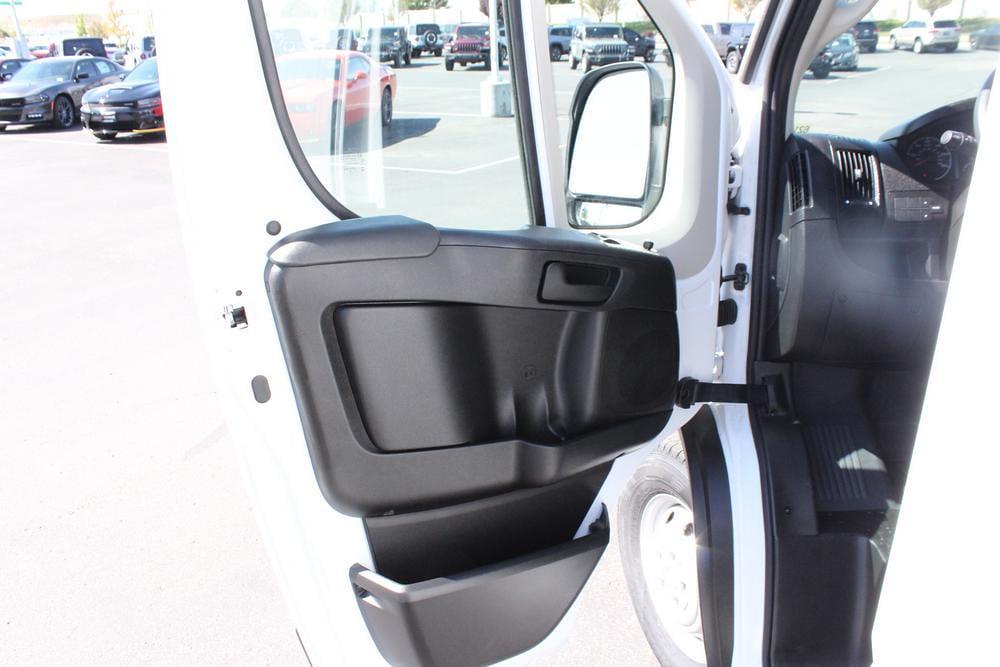 2021 Ram ProMaster 2500 High Roof FWD, Empty Cargo Van #621419 - photo 17