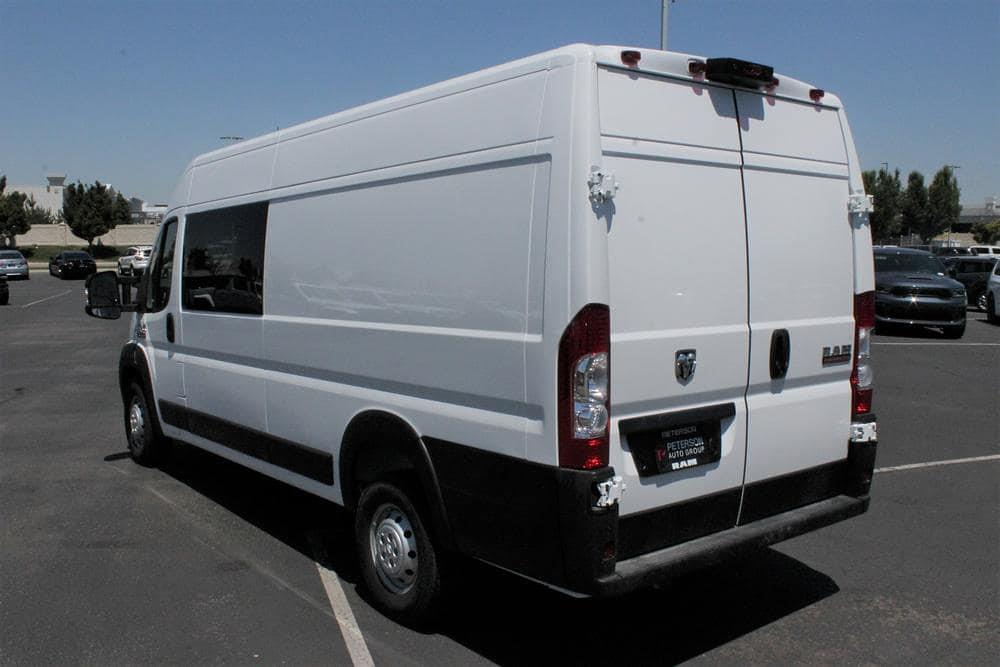 2021 Ram ProMaster 3500 Extended High Roof FWD, CrewVanCo Cabin Conversion Crew Van #621426 - photo 6