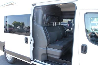 2021 Ram ProMaster 3500 Extended High Roof FWD, CrewVanCo Cabin Conversion Crew Van #621426 - photo 14