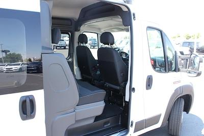 2021 Ram ProMaster 3500 Extended High Roof FWD, CrewVanCo Cabin Conversion Crew Van #621426 - photo 15