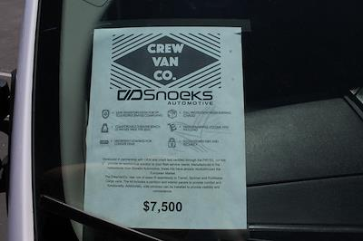 2021 Ram ProMaster 3500 Extended High Roof FWD, CrewVanCo Cabin Conversion Crew Van #621426 - photo 18