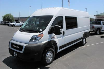 2021 Ram ProMaster 3500 Extended High Roof FWD, CrewVanCo Cabin Conversion Crew Van #621426 - photo 4