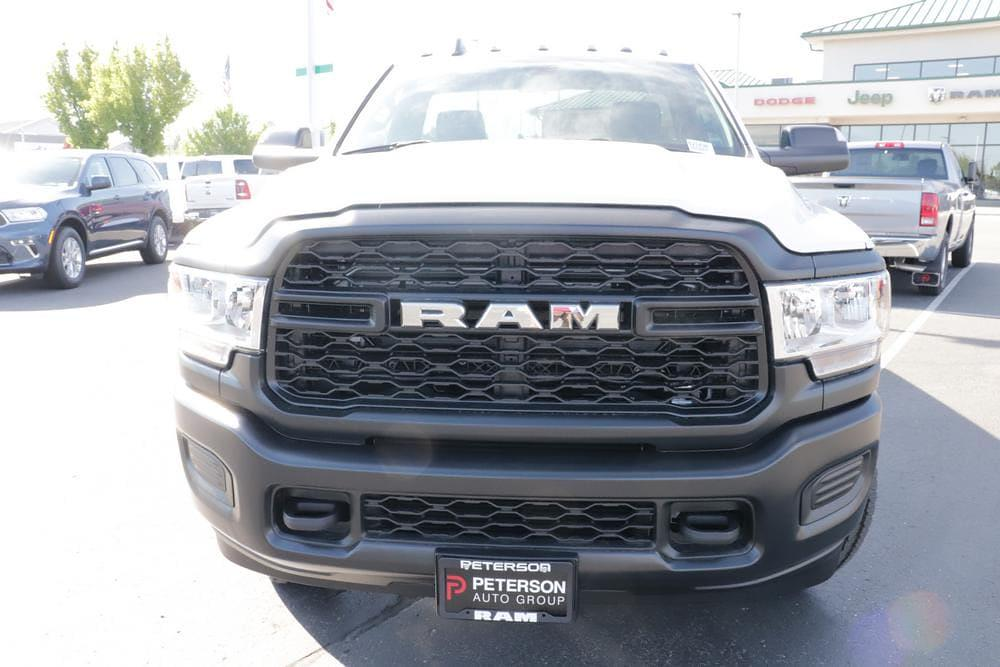 2021 Ram 3500 Regular Cab 4x4, Pickup #621435 - photo 3
