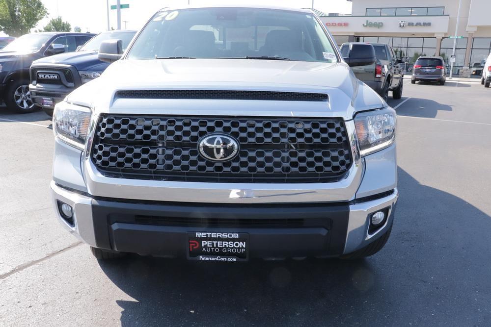 2020 Toyota Tundra 4x4, Pickup #621459A - photo 4