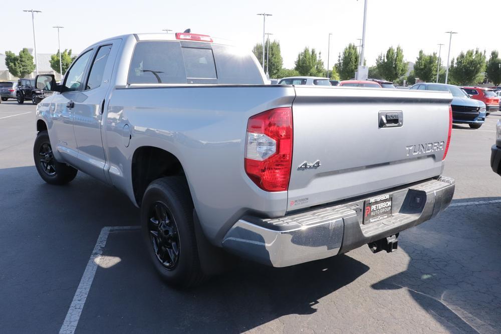 2020 Toyota Tundra 4x4, Pickup #621459A - photo 7