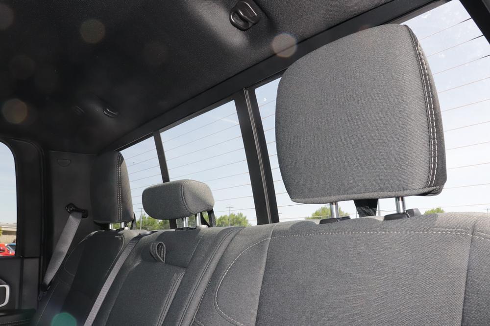 2021 Ram 2500 Crew Cab 4x4, Pickup #621465 - photo 18