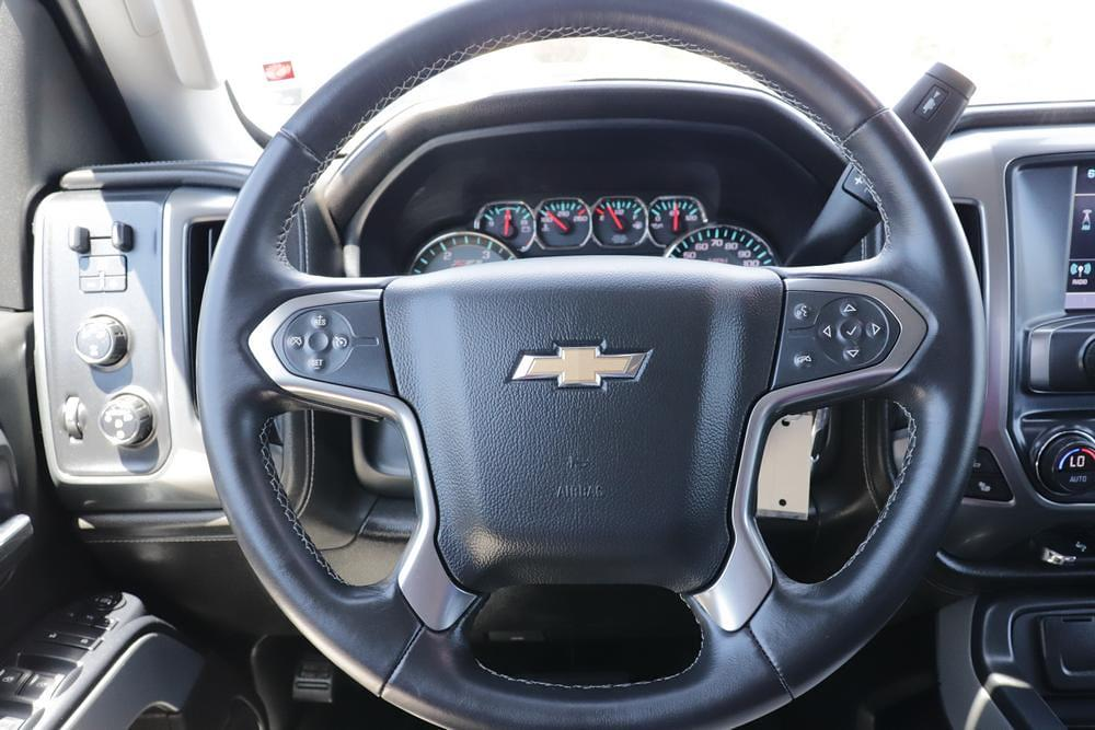 2016 Chevrolet Silverado 2500 Crew Cab 4x4, Pickup #621502A - photo 29
