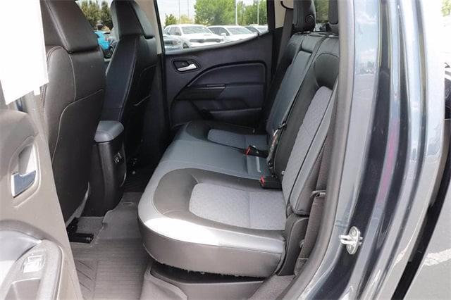 2019 Chevrolet Colorado Crew Cab 4x4, Pickup #621506A - photo 15