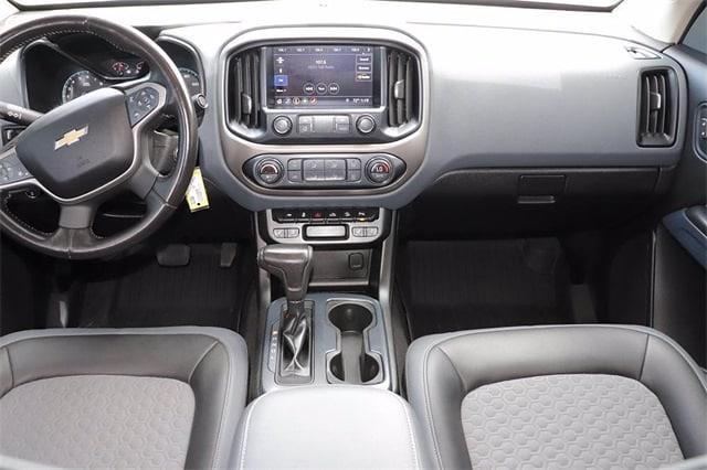 2019 Chevrolet Colorado Crew Cab 4x4, Pickup #621506A - photo 18