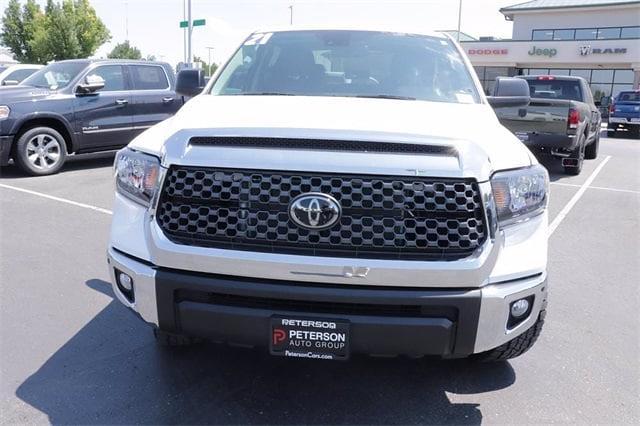 2021 Toyota Tundra 4x4, Pickup #621511A - photo 4