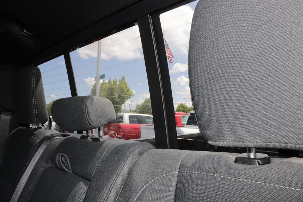 2021 Ram 2500 Crew Cab 4x4, Pickup #621513 - photo 18