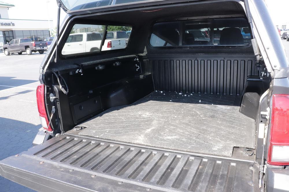 2017 Tacoma Double Cab 4x4,  Pickup #621525A - photo 11