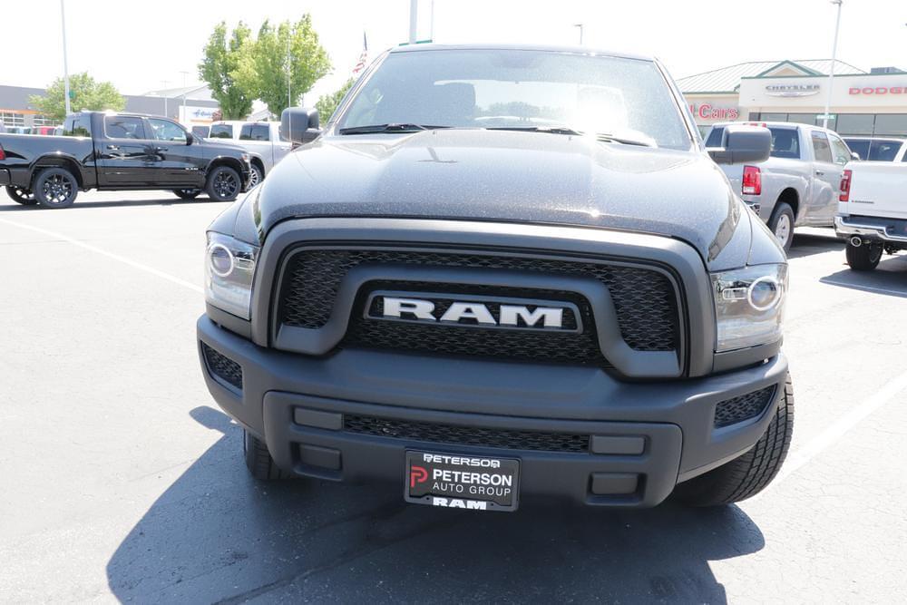 2021 Ram 1500 Quad Cab 4x4, Pickup #621574 - photo 3