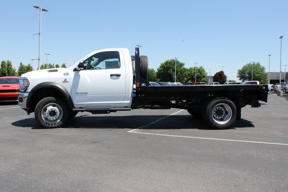 2020 Ram 5500 Regular Cab DRW 4x4, CM Truck Beds RD Model Platform Body #621610 - photo 5