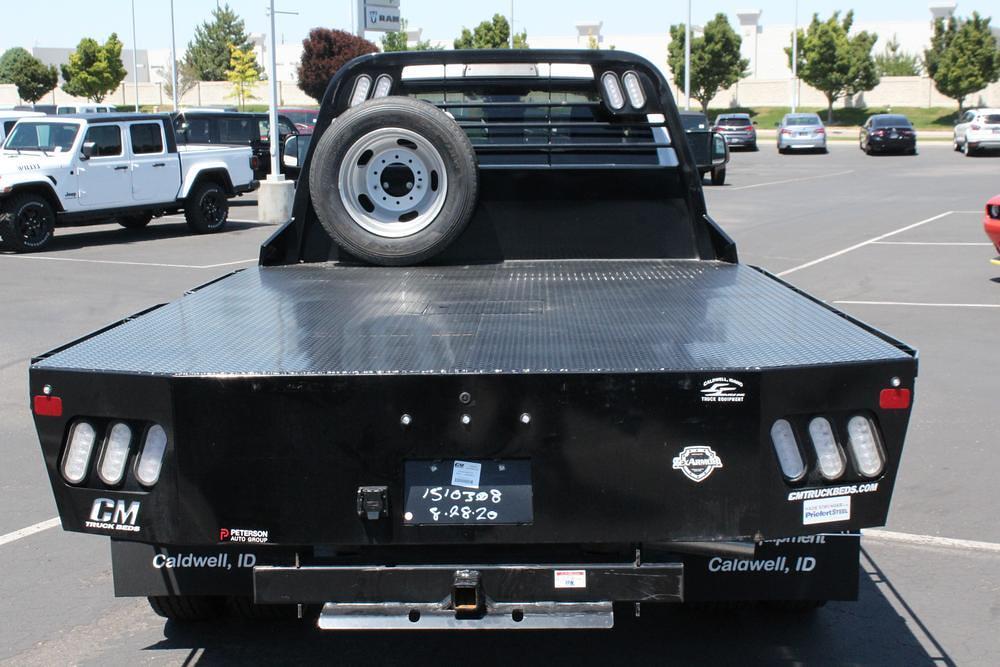2020 Ram 5500 Regular Cab DRW 4x4, CM Truck Beds RD Model Platform Body #621610 - photo 7