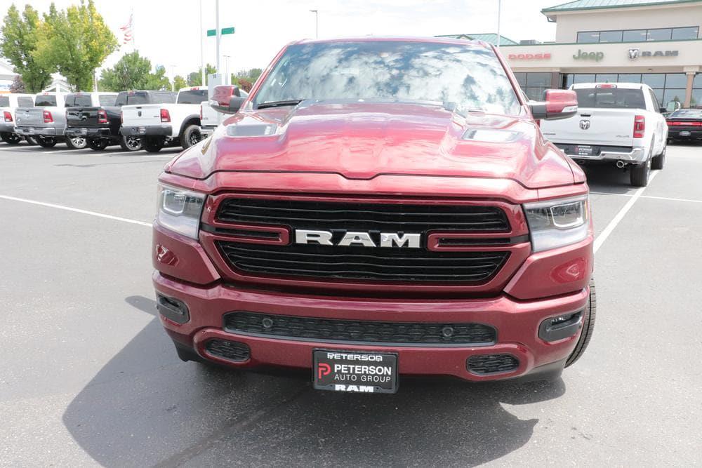 2021 Ram 1500 Crew Cab 4x4, Pickup #621614 - photo 2