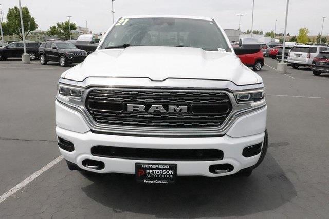 2021 Ram 1500 Crew Cab 4x4, Pickup #621630 - photo 2