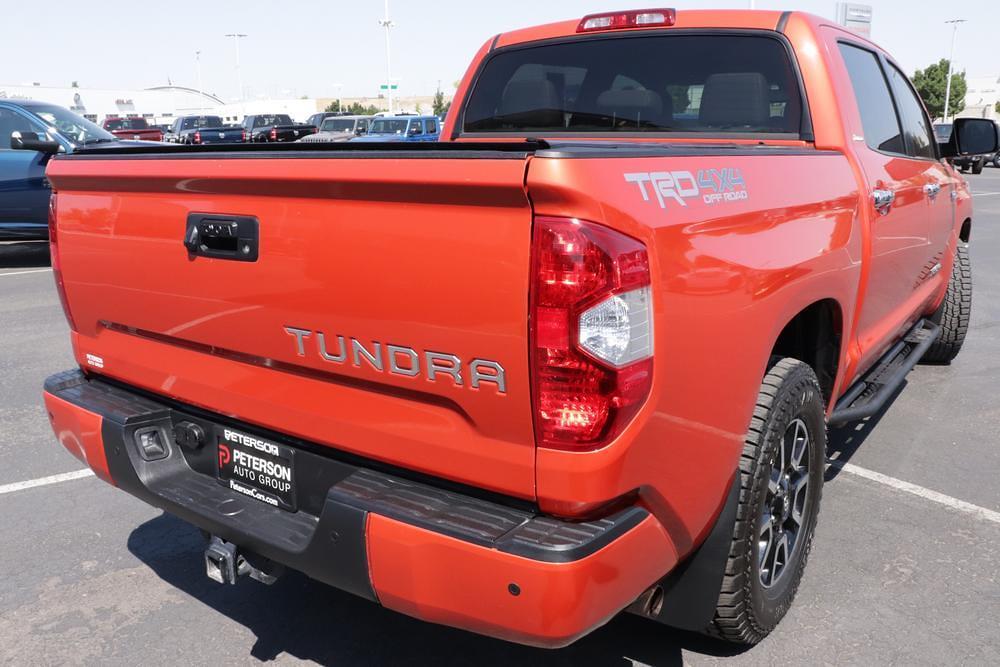 2018 Toyota Tundra Crew Cab 4x4, Pickup #621638A - photo 1
