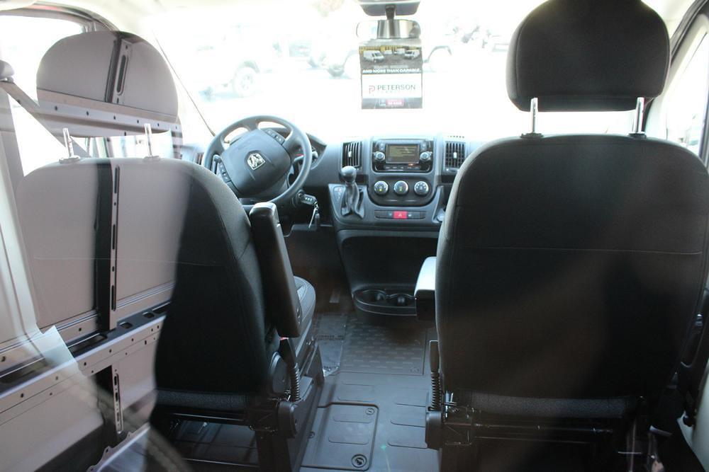 2021 Ram ProMaster 2500 High Roof FWD, Empty Cargo Van #621639 - photo 13