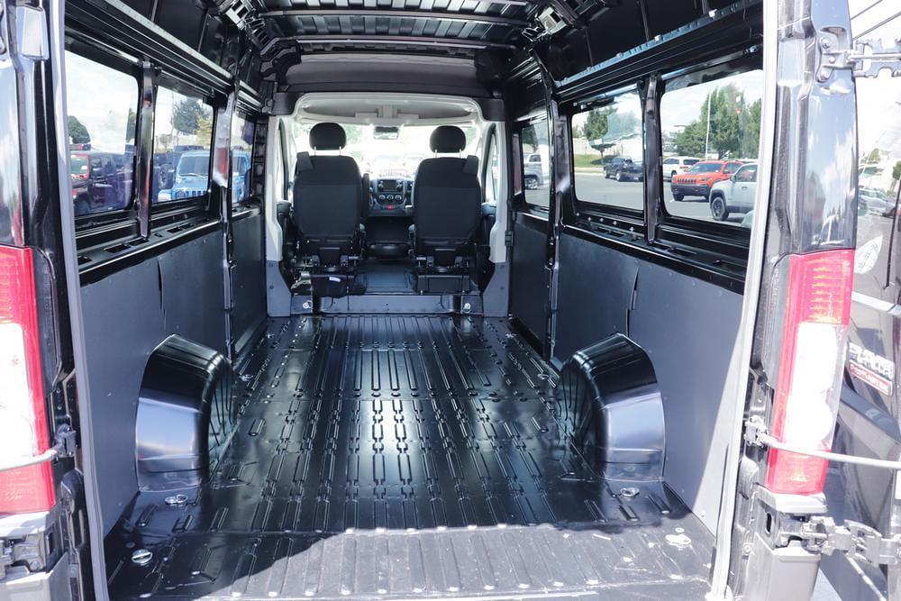 2021 Ram ProMaster 3500 Extended High Roof FWD, Empty Cargo Van #621640 - photo 1