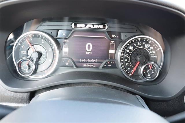 2021 Ram 2500 Crew Cab 4x4,  Pickup #621656 - photo 35