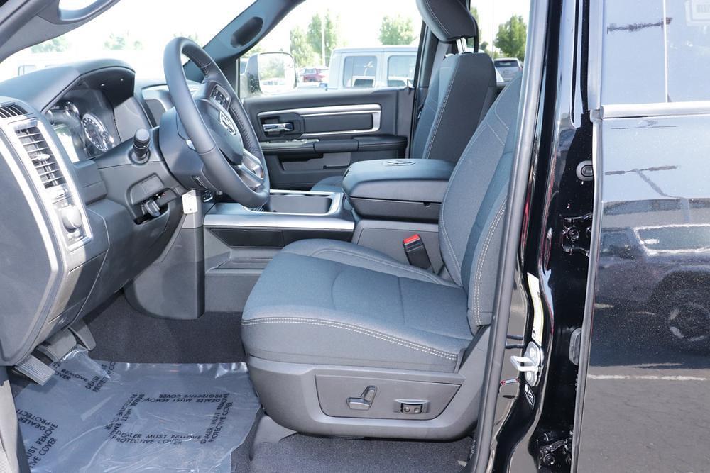 2021 Ram 1500 Classic Quad Cab 4x4, Pickup #621703 - photo 21
