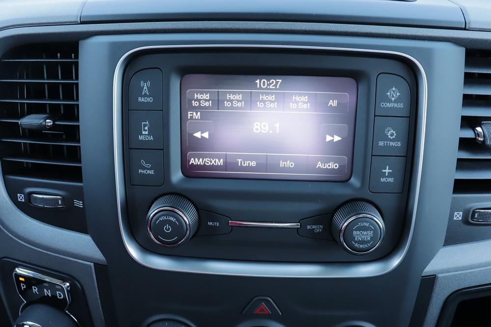 2021 Ram 1500 Classic Quad Cab 4x4, Pickup #621706 - photo 26