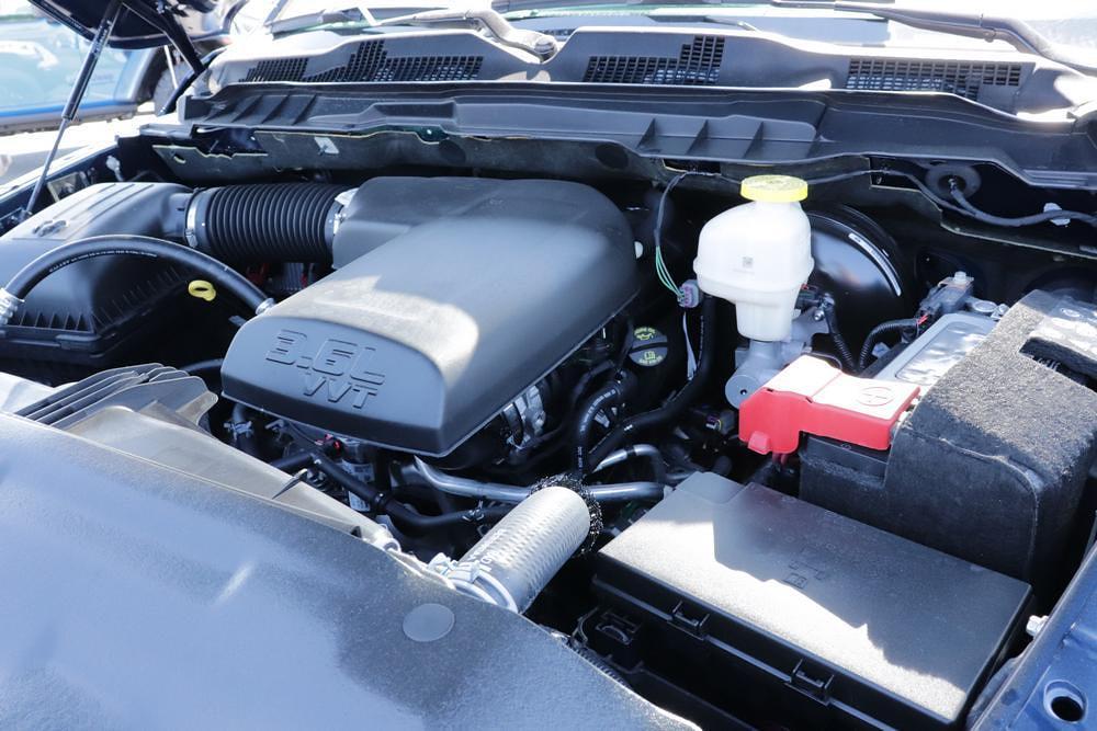 2021 Ram 1500 Classic Quad Cab 4x4, Pickup #621710 - photo 9