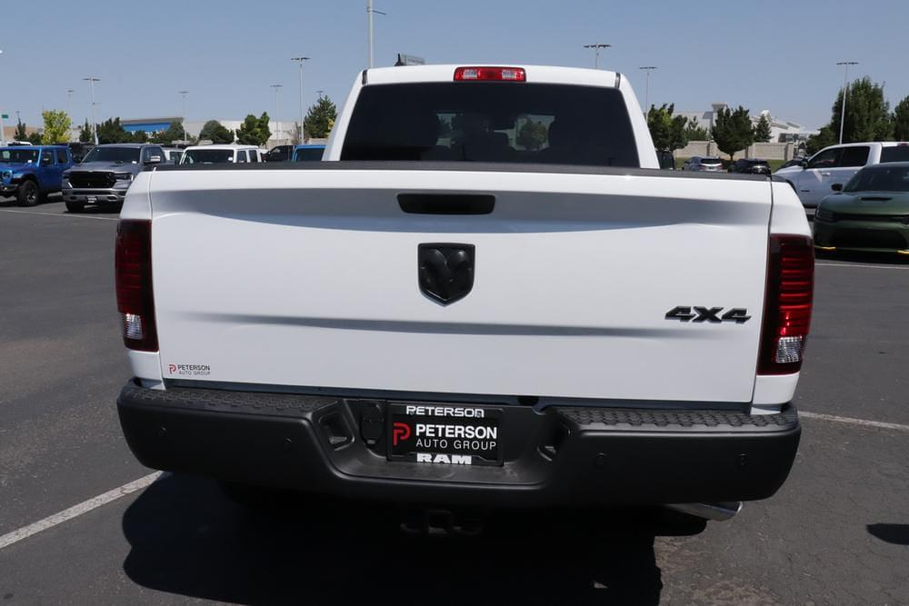 2021 Ram 1500 Classic Quad Cab 4x4, Pickup #621711 - photo 7